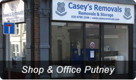 Casey's Removals Putney